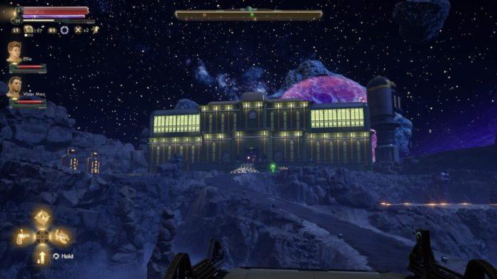 Outer Worlds: Peril On Gorgon DLC - Comment démarrer la quête d'extension et atteindre Gorgon
