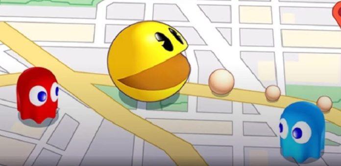 Pac-Man Geo est une autre version inventive du jeu de pièces classique