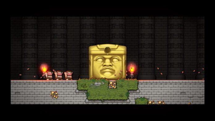 Spelunky 2: Comment combattre le boss final secret   Guide de localisation de Sunken City et Hundun