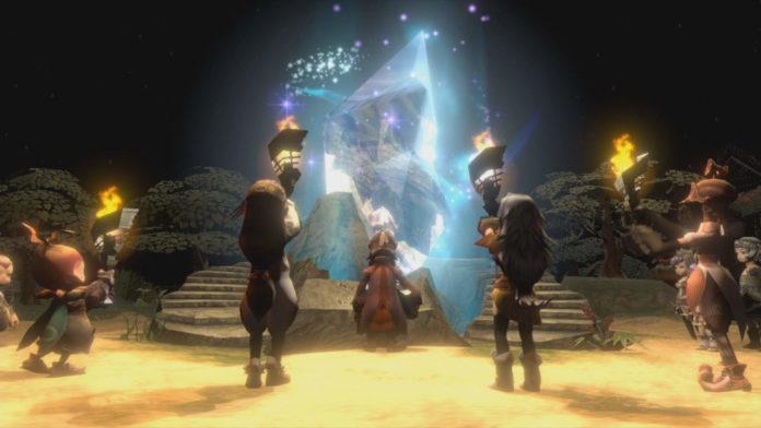 Square Enix s'excuse pour le multijoueur éclaté de Final Fantasy Crystal Chronicles