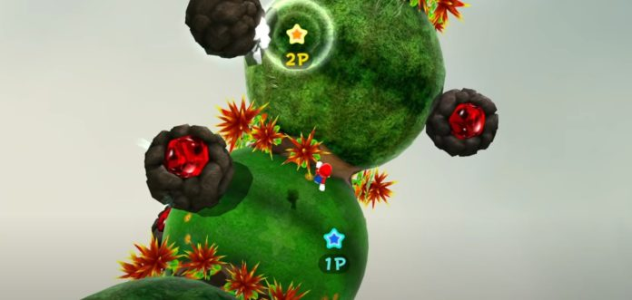 Voici quelques autres aperçus du gameplay de Super Mario 3D All-Stars