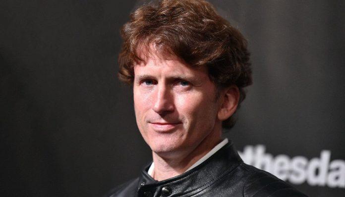 Xbox a donné 1000 points de réussite à Todd Howard pour avoir été Todd Howard