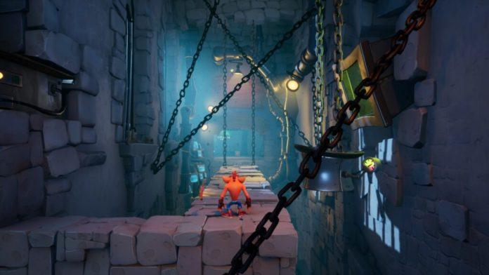 Crash Bandicoot 4: toutes les caisses et emplacements de gemmes cachées   10-3: Guide à 100% du château de Cortex