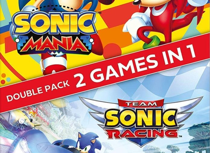 (Mise à jour) Il semble que nous ayons un double pack Sonic sur Switch, car pourquoi pas