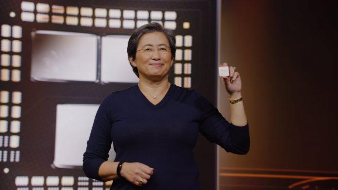 AMD révèle de nouvelles puces Zen 3 qui cherchent à renverser la domination précédente d'Intel