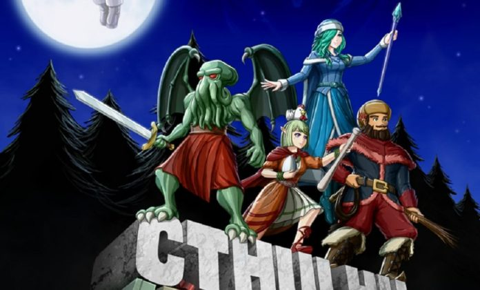 Cthulhu sauve Noël sur Nintendo Switch demain et PS5 `` bientôt ''