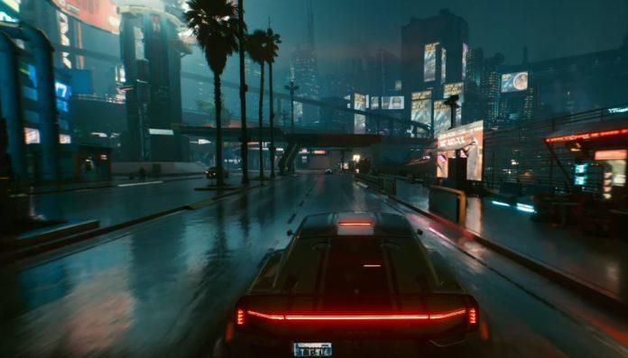 Cyberpunk 2077 Night City Wire détaille les véhicules que vous allez acquérir