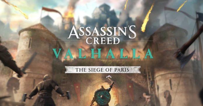 La feuille de route du DLC Assassin's Creed Valhalla dévoilée