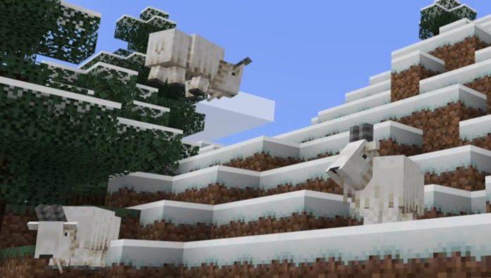 La prochaine grande mise à jour de Minecraft est Caves and Cliffs, voici quelques détails