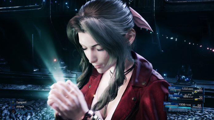 Square Enix a mis à jour Final Fantasy VII Remake pour la première fois (mais pas pour améliorer cette porte)