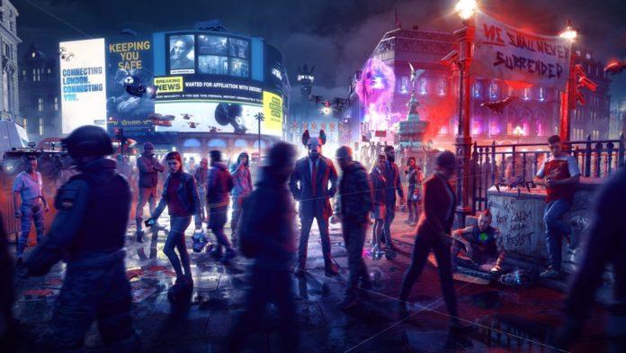 Watch Dogs: la dernière bande-annonce de Legion met en valeur le gameplay coopératif