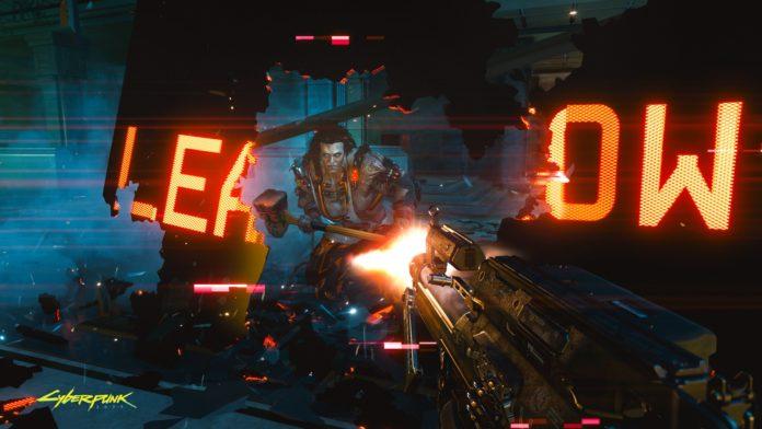 Cyberpunk 2077 PlayStation Gameplay est sorti