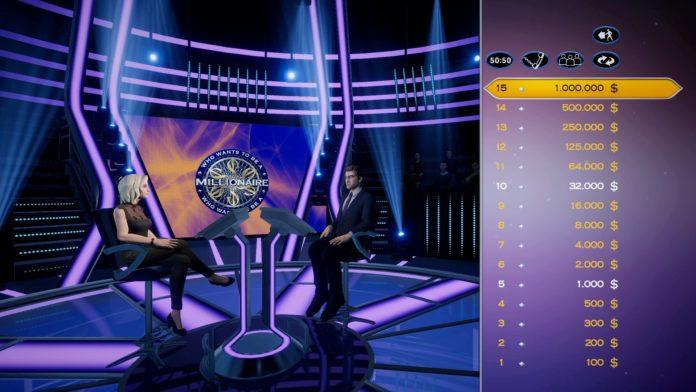 Concours: Gagnez qui veut devenir millionnaire? pour consoles et PC