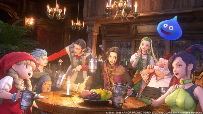 La version non définitive de Dragon Quest XI a été retirée de la liste sur Steam et le PlayStation Store