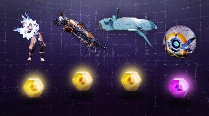 Prenez les nouveaux exotiques Prime Gaming pour Destiny 2