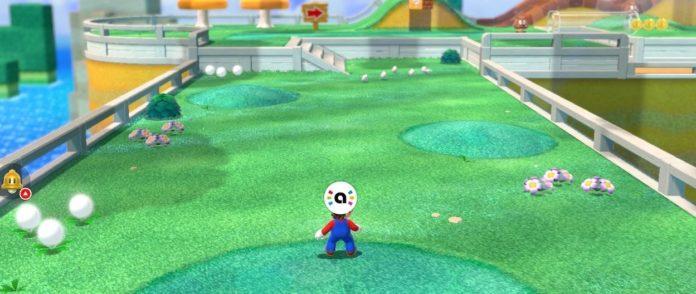 Voici ce que font les amiibo dans Mario 3D World + Bowser's Fury