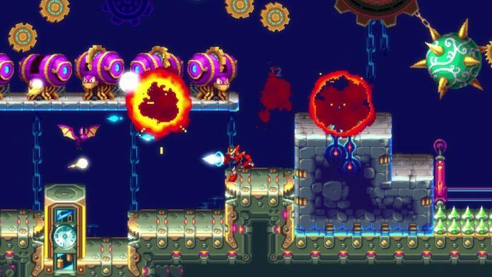 30XX arrive sur Steam Early Access le 17 février et les fans de Mega Man X devraient noter cette date