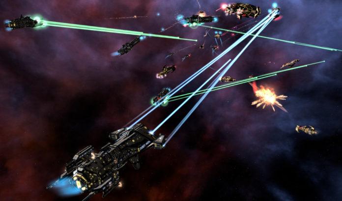 Epic Games Store propose désormais gratuitement Galactic Civilizations III