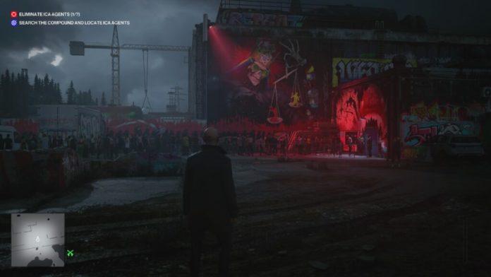 Hitman 3 Berlin: Apex Predator | Assassin silencieux, guide de costume seulement