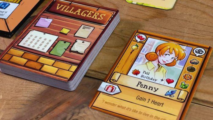 Stardew Valley: Le jeu de société existe et il est en vente à partir d'aujourd'hui