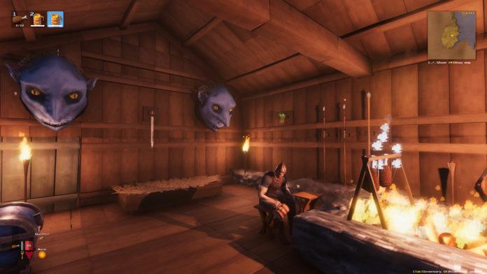 Valheim: Comment personnaliser votre avatar Viking à tout moment | Changer le type de cheveux, de barbe et de corps