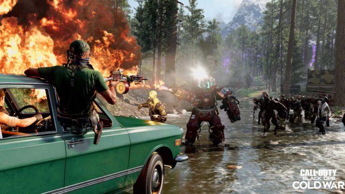 Black Ops Cold War: Zombies - Comment obtenir des avantages, des armes et des coffres en or gratuits | Guide des épidémies