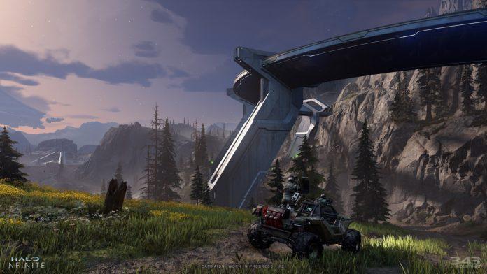 Les captures d'écran de Halo Infinite montrent à quel point il est venu depuis le retard