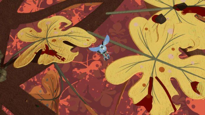 Stonefly ne ressemble pas à un jeu de mech typique et je suis tout à fait d'accord