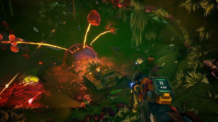 Le week-end gratuit de Deep Rock Galactic sur Steam facilite le regroupement d'un équipage