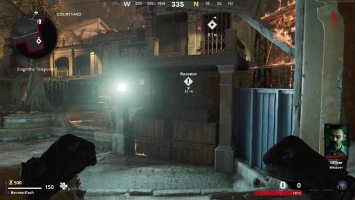 Black Ops Cold War: Zombies - Utilisez cette astuce pour atteindre le téléporteur Round 1 | Guide Firebase Z