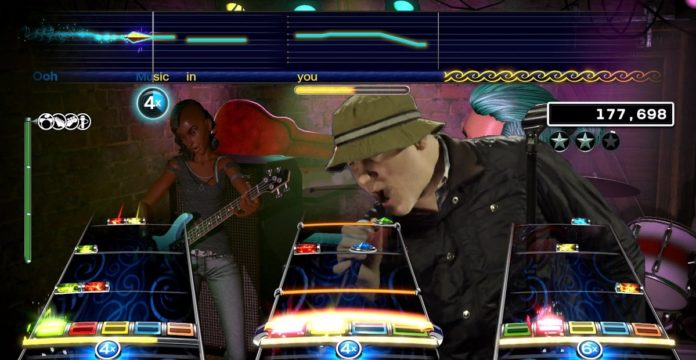 Ça fait 13 ans, Harmonix, a mis 'You Get What You Give' dans Rock Band