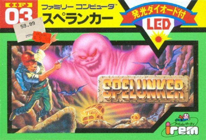 Rencontrez Spelunker, l'un des mauvais jeux les plus précieux du Japon