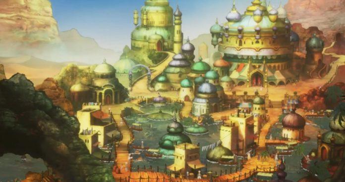 Téléchargement Nintendo: Bravely Default II
