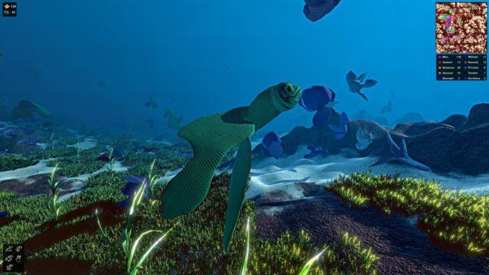 Ecosystem est un jeu de simulation relaxant qui vous permet de créer un océan d'horreurs