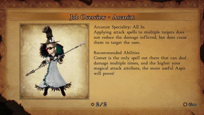 bravely-default-2-arcanist-guide
