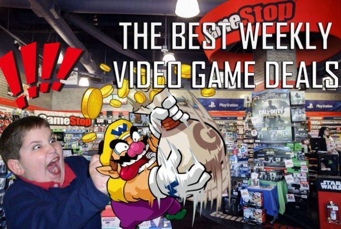 Les meilleures offres de jeux vidéo en ce moment | Guide des jeux à prix réduit