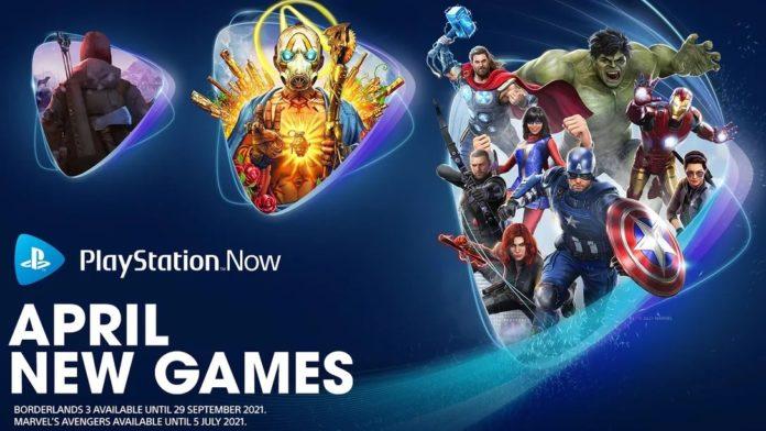 PlayStation ajoute maintenant Avengers de Marvel, Borderlands 3 en avril