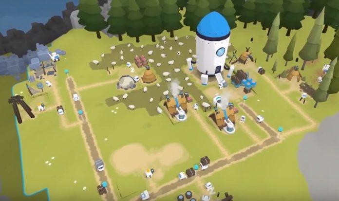 L'adorable constructeur de villes The Colonists emménage sur PS4, Xbox One et Switch le mois prochain