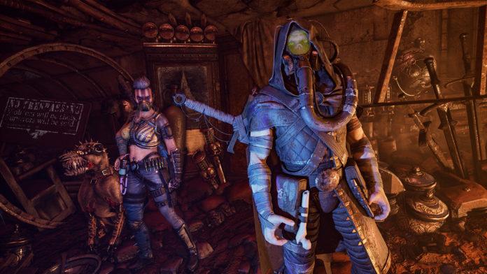 Necromunda: Hired Gun – Les joueurs utilisent cette astuce pour gagner des récompenses de mission infinies