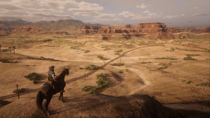 Red Dead Redemption 2 Modder ramène la carte du Mexique