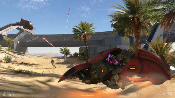 Halo Infinite PC Configuration requise dévoilée