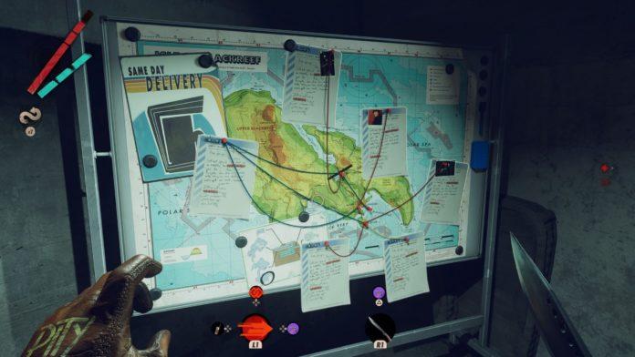 Deathloop: Comment ouvrir le verrou mystère dans Fristad Rock | Guide des énigmes du bunker d'espionnage