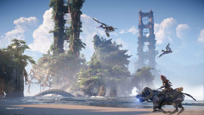 Horizon Forbidden West proposera une mise à niveau PS5 gratuite